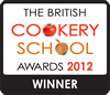 The British Cookery School Awards 2012 Winner